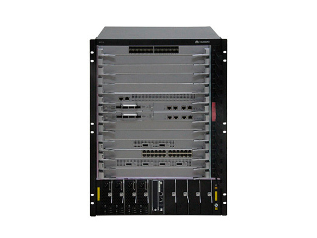 Коммутатор Huawei S7700 Smart Routing Switch ES1BS7712SP1